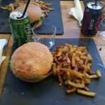 Burger atelier du chef excellent