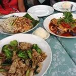 Pad Thai, Pad See Ew and  MA KEA CHAO WANG