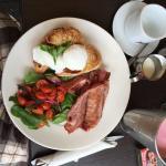 Dolce breakfast