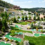 Mini Golf and Activities Area