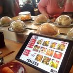 Their ipad mini menus