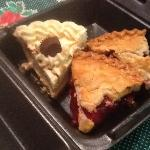 p..butter & cherry pie, Free on monday!