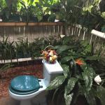Outdoor toiler