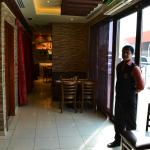 Tandoor Express Khalifa City A Dining Area