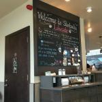 Zdjęcie Starbucks Lakeside North Harbour