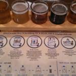 my beer flight