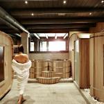 Sauna, Hammam dans l'Espace Wellness aux Fermes de Marie