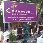 Photo de Casanova Bali Restaurant & Bar