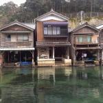 現存する最古の船屋