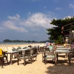 The Beach at Banana