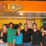 The great team at Gellys