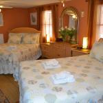 Second Floor One Bedroom Suite
