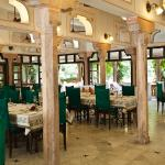 The Baradari Restaurant at Diggi Palace