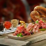 Charcuterie & Pretzel at The Newport, a Gastropub