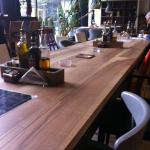 Biggest communal table ever