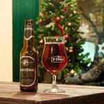 самое новогоднее пиво
