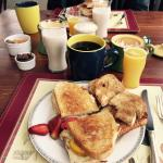 Lisa's Delicious Breakfast