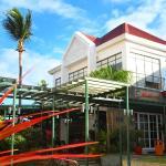 Restaurant facade
