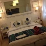 Room near pool