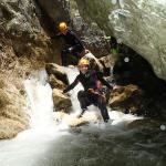 Canyoning Summerrain