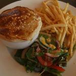 Chef's Pie of the Day at Kari Kari Estate