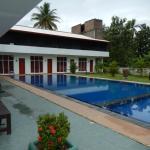 chambres avec vue sur la piscine