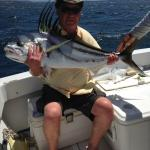 Caught this roosterfish during the stay