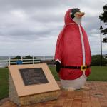 The Big Penguin 'Santa'