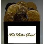 Feel Better Soon Cookie Box