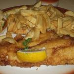 Extra large Haddock & Chips