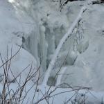 Upper Falls on Hills Creek
