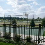 Staybridge Suites Detroit Novi, MI - Basketball Court