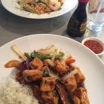Thai basil & Pad Thai