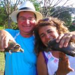 las tortugas d ela laguna