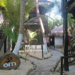 OM beach resort, Tulum 9.5 km