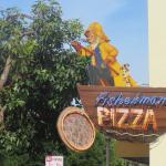 Fisherman's Pizzeria, San Francisco, Ca