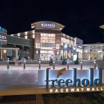The Freehold Mall features great dining and shopping.