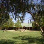 The front of our Vineyard Motel, Cowra NSW