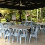 Outdoor hall - multipurpose use. Sitting capacity 150 pax.