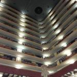 12 floors up.