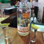 Cazadores the best tequila served by the best bartenders!