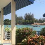 Udsigt fra vores terrasse ... View from our porch 😊