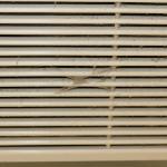 Vue de la grille de climatisation