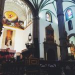 Interior of Catedral Santa Ana