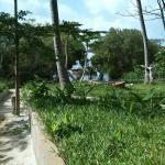 Uitzicht bungalow