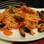 Seafood Spagetti