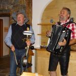 Herbert aus Deutschland und Toni aus Südtirol einmalig