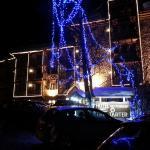 Hotel El Tarter de noche