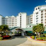 Resort on Cocoa Beach