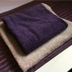 Towels which are part of our all newly refurbished bedrooms - Feb 2015